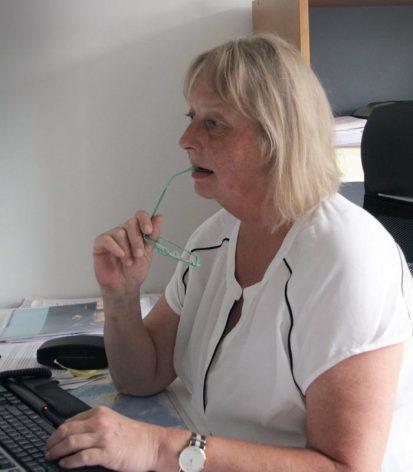 Annette Poulsen, sekretariatet