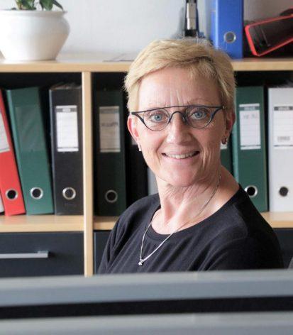 Susanne Jensen, sekretatiatet