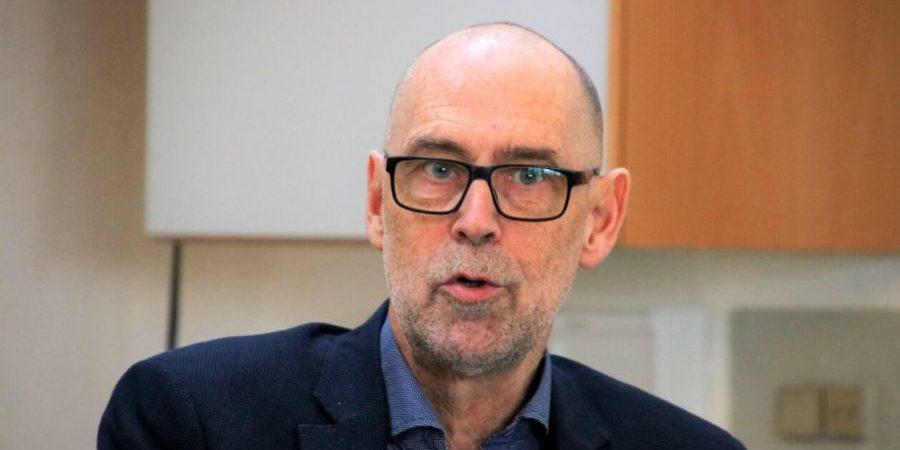 Christen Staghøj Sinding fortæller om præsters løn og lønudvikling