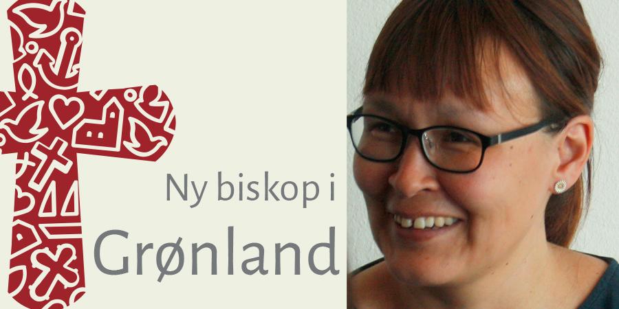 Ny biskop i Grønland