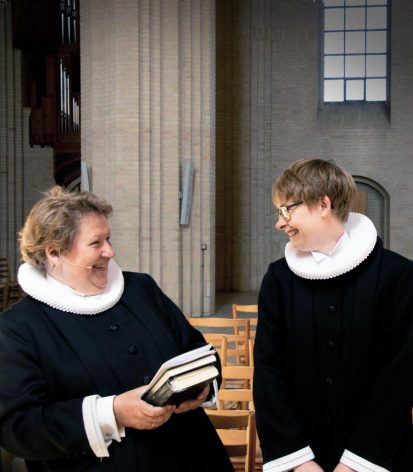 Præster i Grundtvigskirken