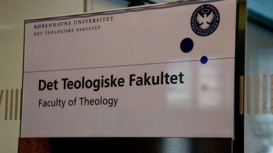 Det teologiske fakultet. Faculty of Theology