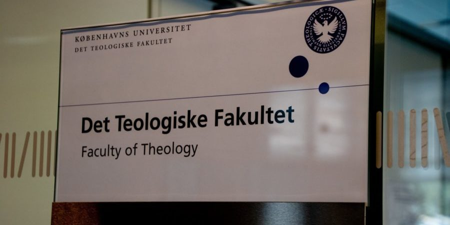 Det teologiske fakultet. Faculty of Theology